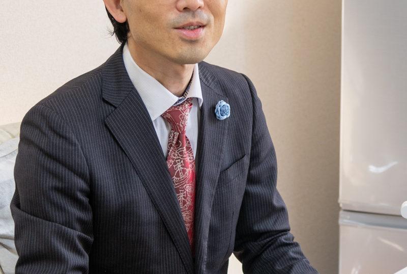 不登校専門カウンセラー新井輝一の個人カウンセリング